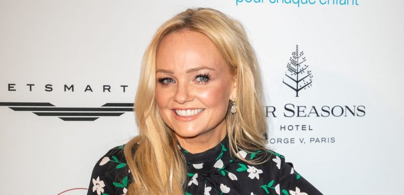 Spice Girl Emma Bunton joins Paul Hollywood on The Great British Bake Off US