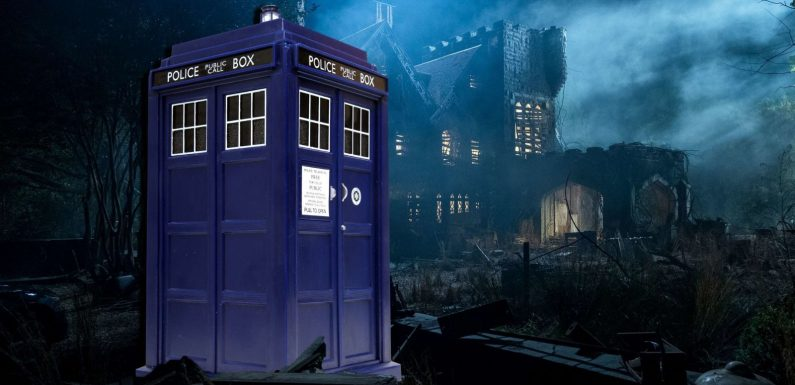 Did you spot this amazing Doctor Who Easter egg in Netflix's The Haunting of Hill House?