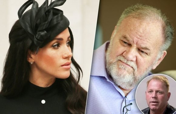 Meghan Didn't Call Dad After Heart Attack: 'What Daughter Does That!' Says Brother