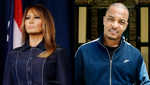 Melania Trump 'Furious' Over T.I.'s Video Of Her Look-Alike: It's The 'Ultimate Disrespect' To Her