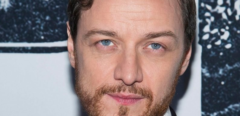 Who is James McAvoy, when was he married to Anne-Marie ...