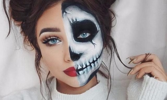 Halloween 2018 make-up ideas – from clowns and devils to easy cats, mermaids, dolls and skeletons