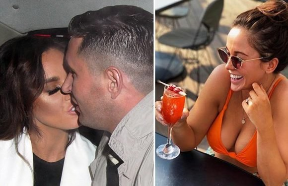 Vicky Pattison and John Noble on 'make or break holiday' after furious rows over starting a family and her showbiz life