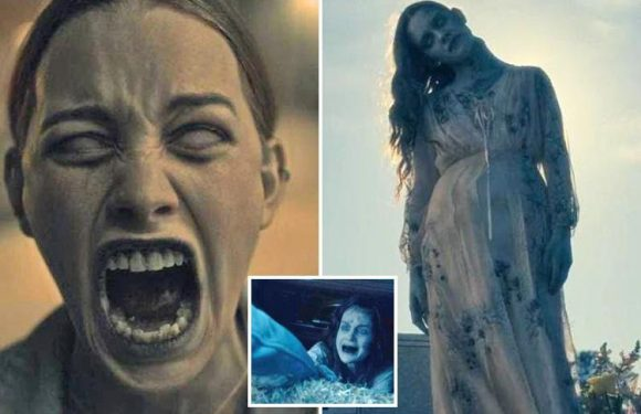 The Haunting of Hill House spoilers – Six of the scariest moments in the new Netflix series that's leaving viewers too terrified to sleep