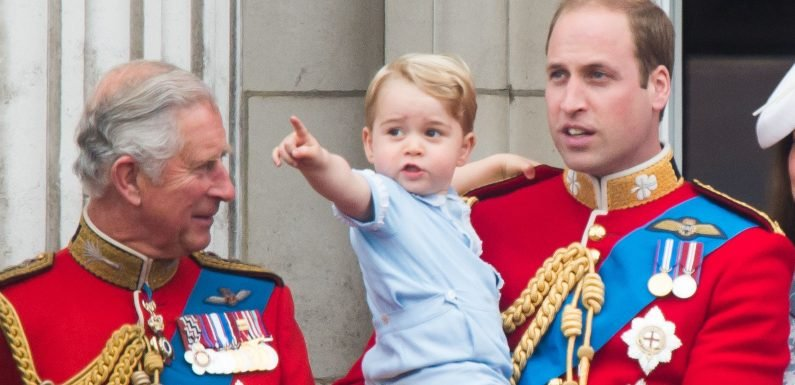 Prince Charles Gave Prince George a Special Lifelong Gift