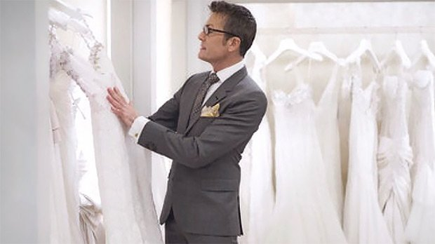 Say Yes To The Dress Star Randy Fenoli Tells You How To Pick The Perfect Wedding Dress