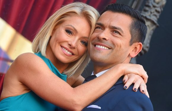 Kelly Ripa: Every Date With Mark Consuelos Is Like Being in High School