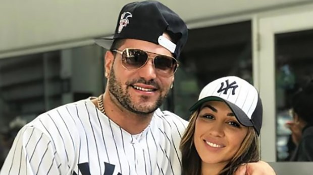 Ronnie Ortiz-Magro Posts Pic Of Bruises & Black Eye On Instagram After Reuniting With Jen Harley