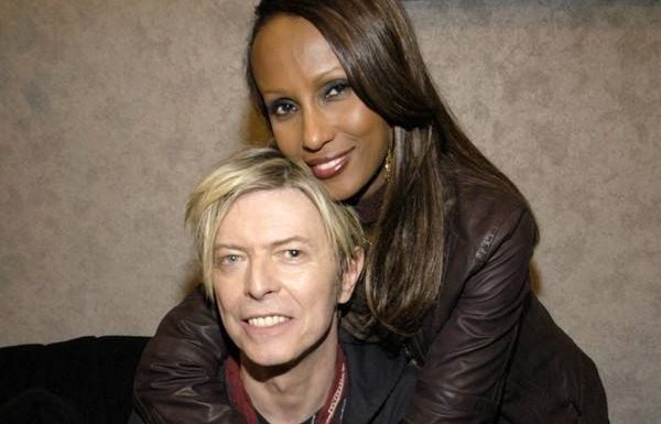 Iman Says She'll Never Remarry After David Bowie's Death
