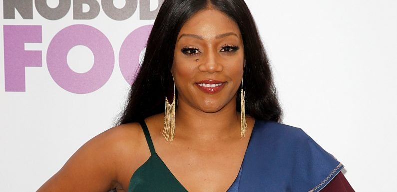 Tiffany Haddish hopes to follow in Tyler Perry's film footsteps