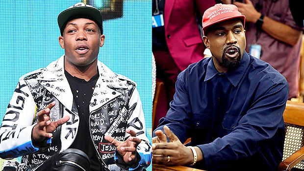 Todrick Hall Calls Out Kanye West For Flip On Politics As Pal Taylor Swift Urges Fans To Vote