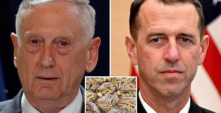 Donald Trump sent letter laced with deadly toxin ricin on same day Pentagon targeted