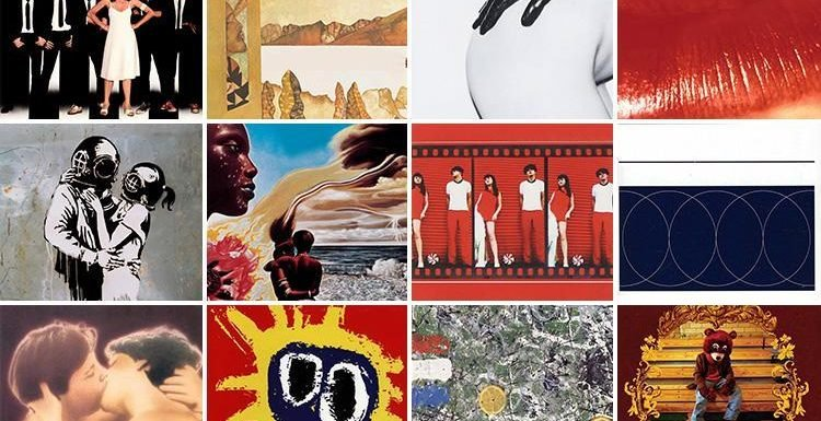 From Blondie to Oasis and Grace Jones, take our tricky quiz and see how many album covers you can recognise