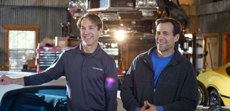 Exclusive: Discovery's Trans Am stars Tod and Scott Warmack talk muscle cars new and improved