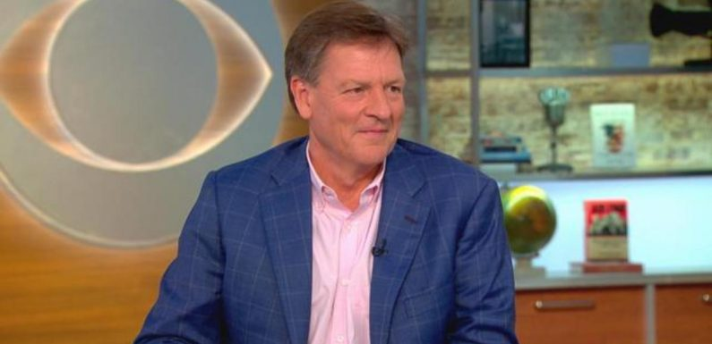 "Michael Lewis examines why Trump administration ""didn't show up"" for transition briefings"