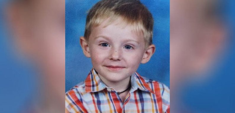 Officials confirm body found in creek is missing boy with autism