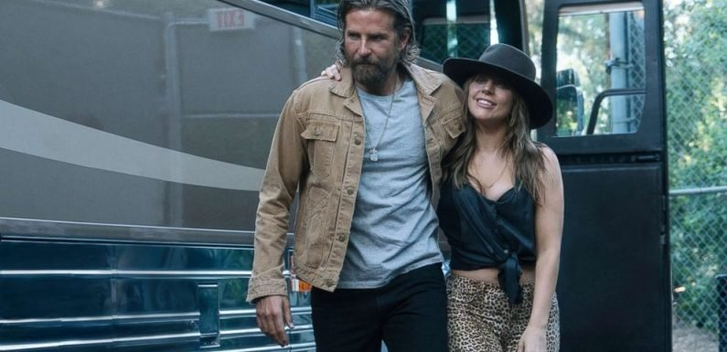 Lady Gaga describes 1st time she heard Bradley Cooper sing for 'A Star Is Born'