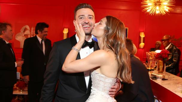 Justin Timberlake recalls the moment he fell for wife of six years Jessica Biel