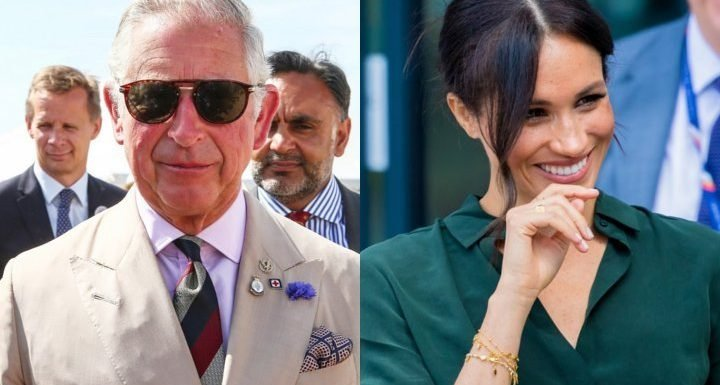 This Is How Prince Charles Reacted When Being Asked to Walk Meghan Markle Down the Aisle