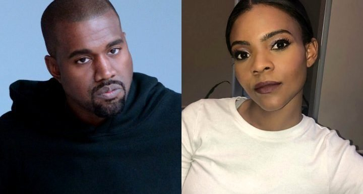 Candace Owens Denies Ever Using Kanye West's Name for Blexit