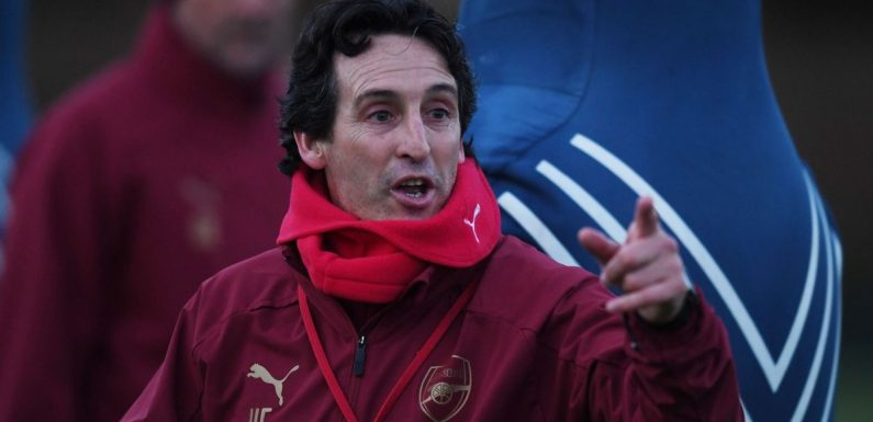 Arsenal team vs Liverpool features two surprise additions from Unai Emery
