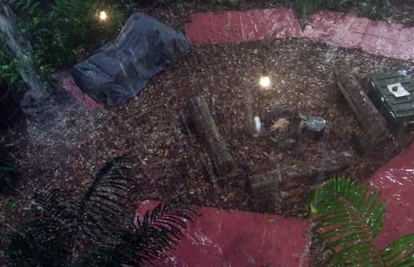 I'm A Celebrity chaos as severe storm causes terrible flood that destroys camp