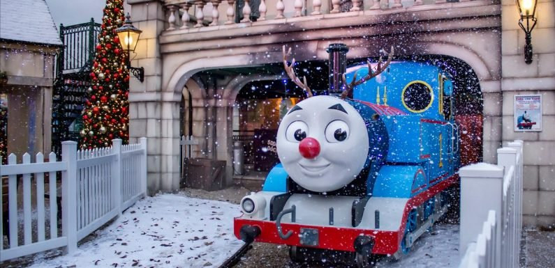 Drayton Manor offers members of the armed forces free entry for Christmas