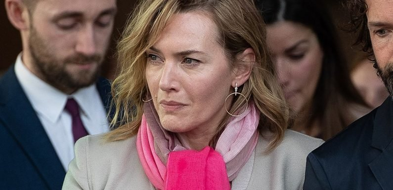 Kate Winslet was by bedside of a mum who died of cancer in her final days