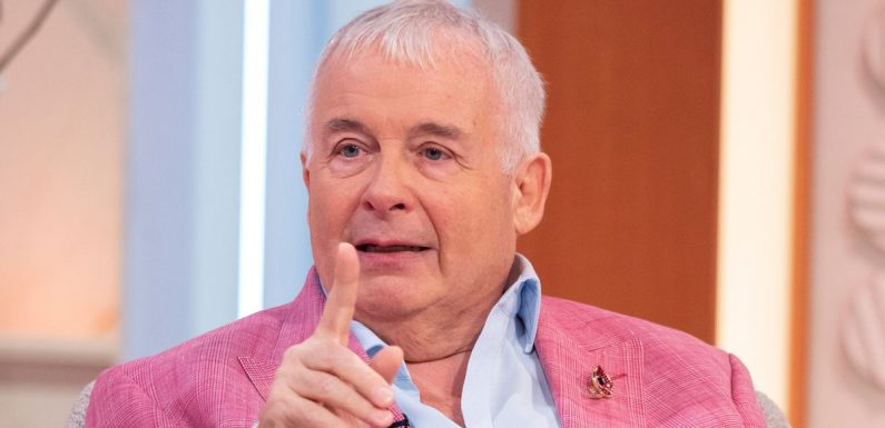 Christopher Biggins has shocking I'm A Celebrity behind-the-scenes revelation