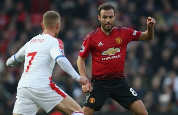 Juan Mata set for new Man Utd deal amid interest from Spanish giants