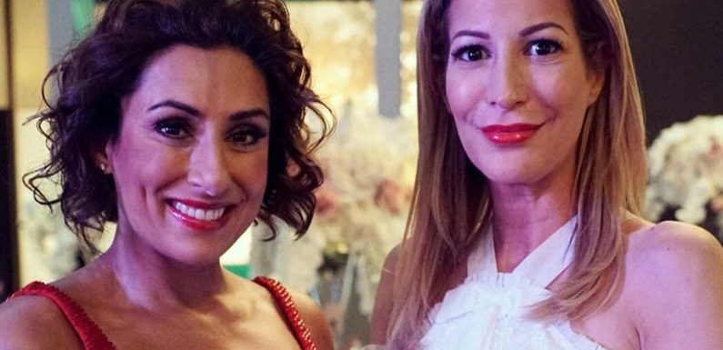 Saira Khan explains why forgiveness will always triumph over hatred