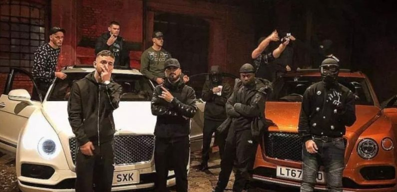 Brazen criminals in Hellbanianz gang brag about lawless lifestyle on Instagram