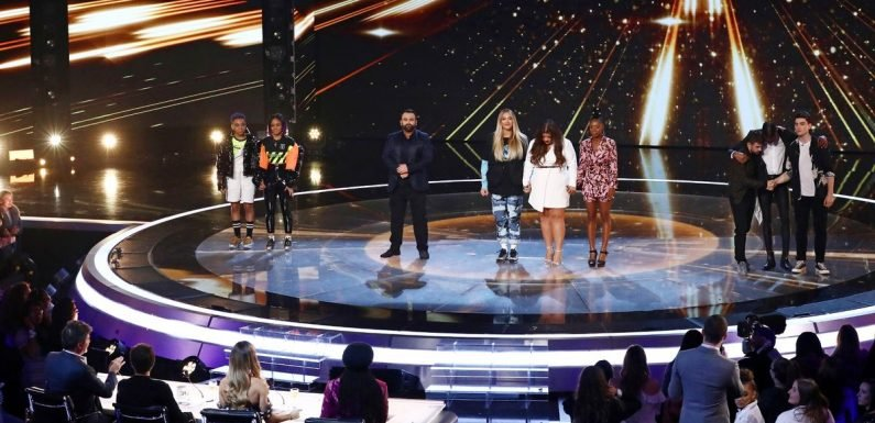 Shock exit for another X Factor favourite in double elimination
