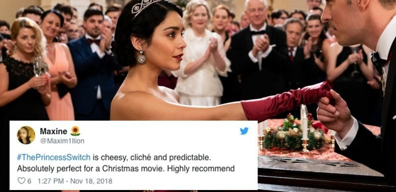 Netflix's The Princess Switch Is Here, and It's About to Become Your New Guilty Pleasure