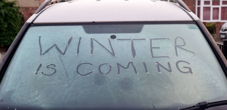 Mini 'Beast from the East' brings snow, sleet and shivers to the UK