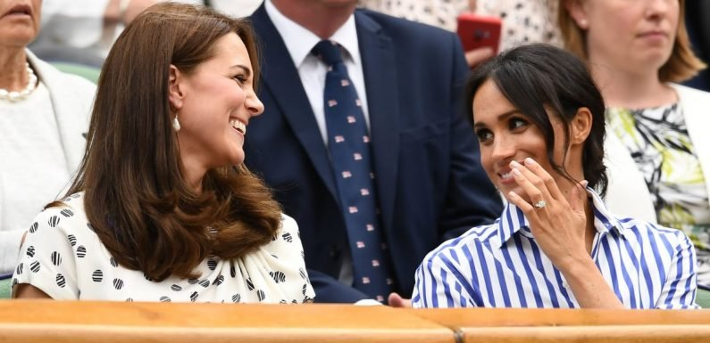 """Kate Middleton Gushes About Meghan Markle's Pregnancy: """"It's Such a Special Time"""""""