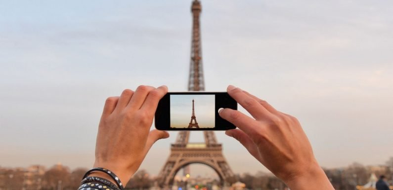 The 10 Most Popular Landmarks In The World That Creatives Are Searching For Online