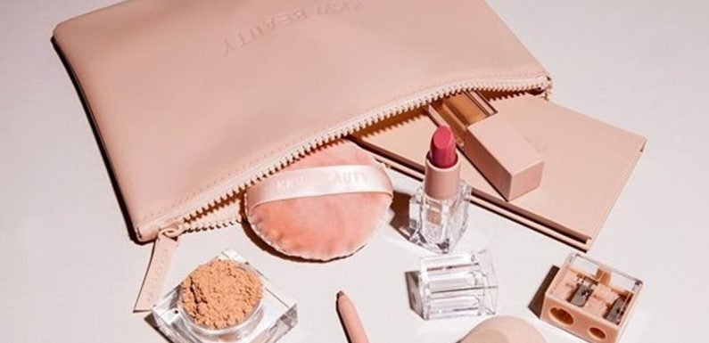 KKW Beauty's Cyber Monday 2018 Sale Is So Good, The Entire Site Is Marked Down