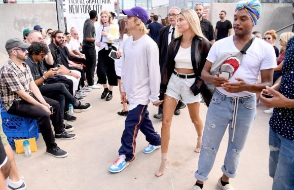 Justin Bieber & Hailey Baldwin Reportedly Got Matching Tattoos That Are Very Subtle