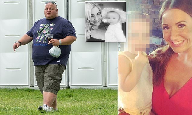 £148m Euromillions winner Adrian Bayford gets close with single mother