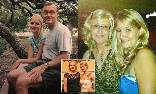 Daughter reveals shock at discovering father identified as a woman