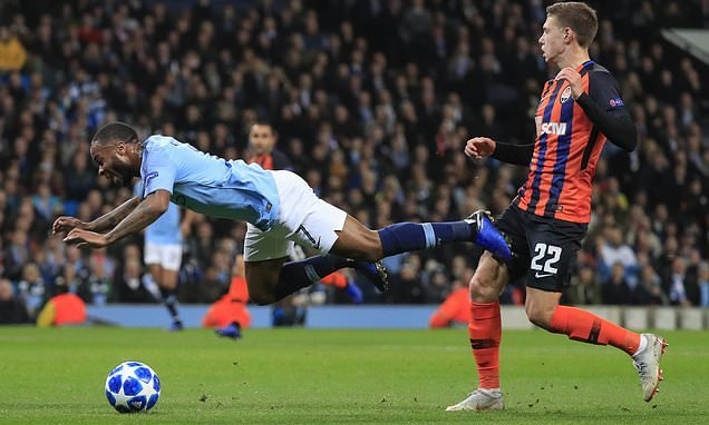 Social media erupts with hilarious memes as fans mock Sterling penalty