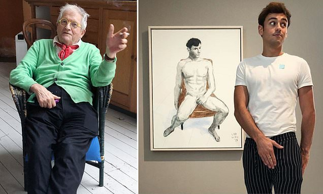 British artist David Hockney, 81, swaps LA for French countryside