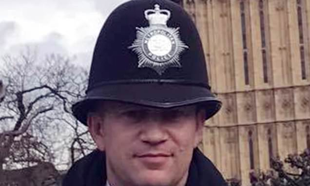 PC Keith Palmer will be honoured with a permanent Westminster memorial
