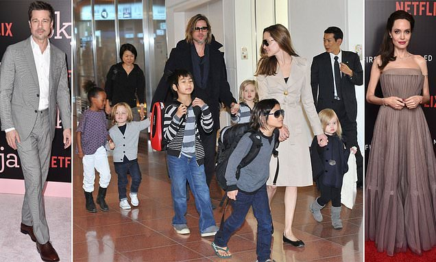 Brad Pitt and Angelina Jolie are set to settle their custody battle