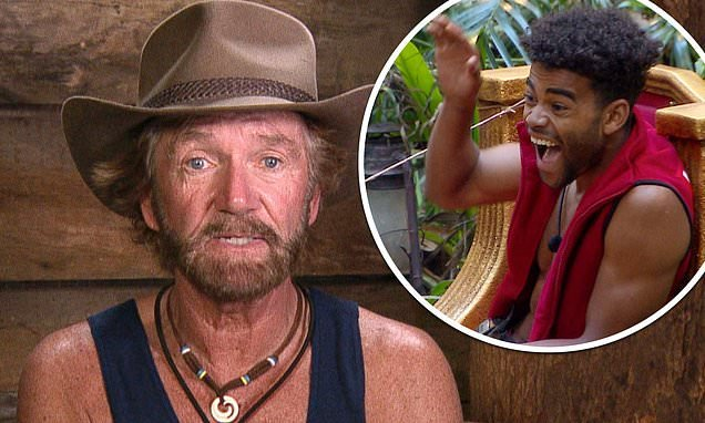 I'm A Celebrity:Malique 'didn't have a clue' who Noel Edmonds was