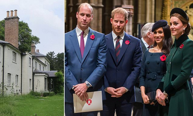 Have Kate and Meghan really fallen out? JAN MOIR on woes of Windsor
