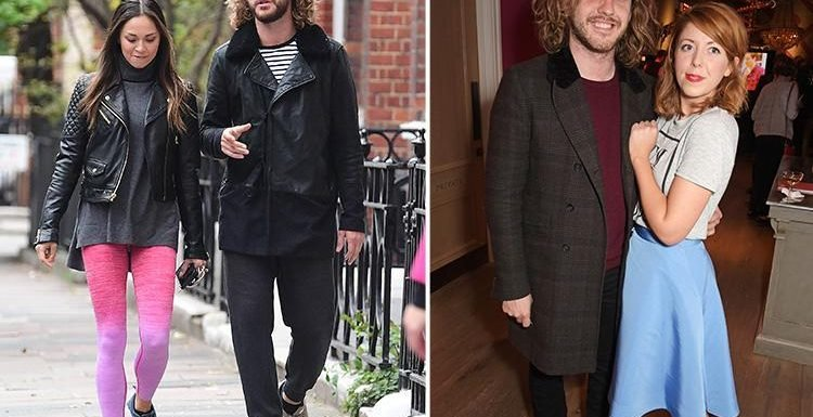 Seann Walsh's ex Rebecca Humphries says his Strictly snog with Katya Jones 'shattered' her as she reveals how she recovered from his betrayal