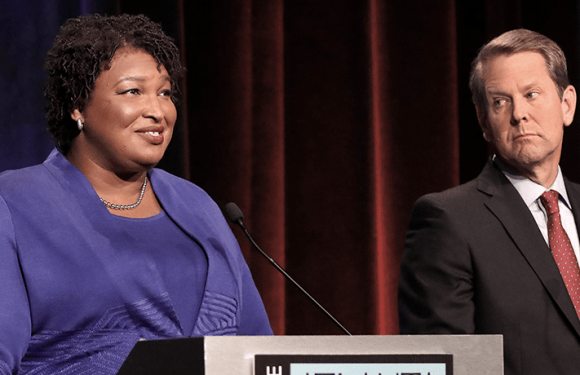 Brian Kemp Reportedly Pressuring Stacey Abrams To Concede Governor's Race Amid Recount