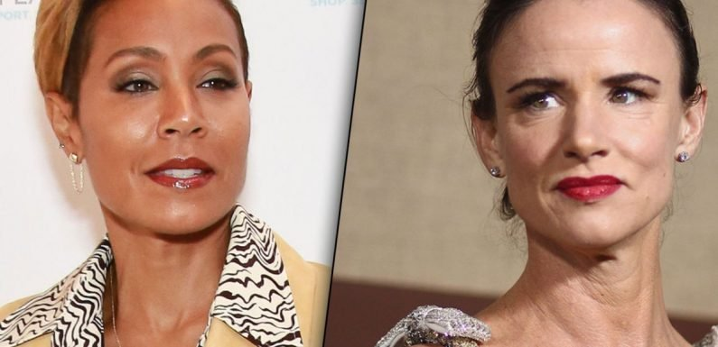 Bring It On! Jada Pinkett Smith & Juliette Lewis Plan On-Air Feud Over Scientology